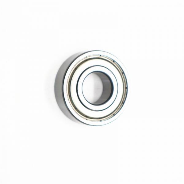 Rubber Seal Deep Groove Ball Bearing 6209llu 6210llu #1 image